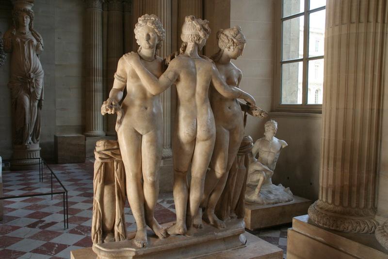 Musee Du Louvre Antiquites Grecques Etrusques Et Romaines Musee